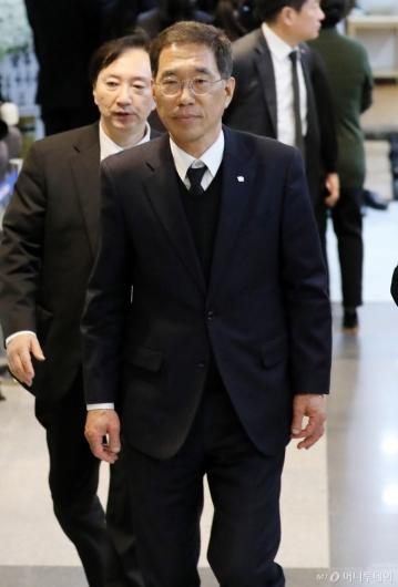 [사진]고 신격호 회장 빈소 찾은 김주영 한노총 위원장