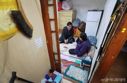 [사진]쪽방촌 찾은 서울시