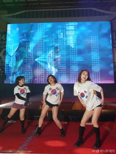 [사진]'유학생들의 K-POP 사랑'