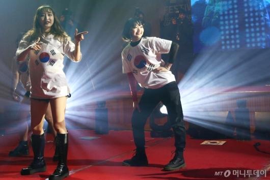 [사진]'외국인 유학생들의 K-POP 사랑'