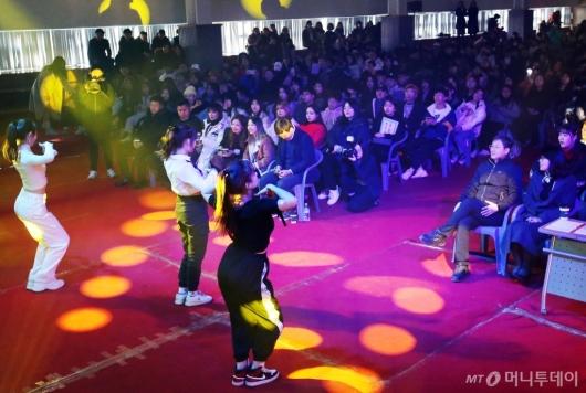 [사진]외국인 유학생 K-POP 경연대회
