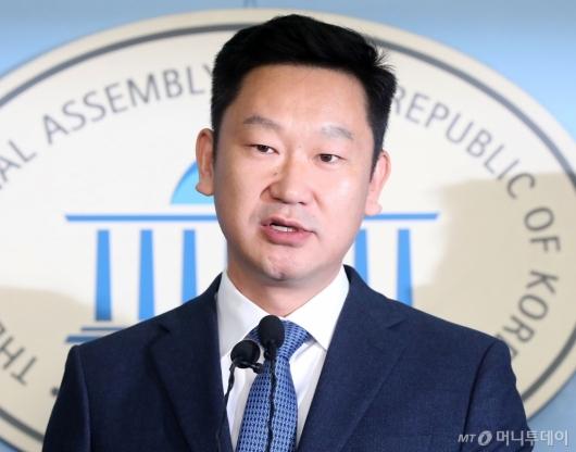 [사진]노무현 사위 곽상언 민주당 입당