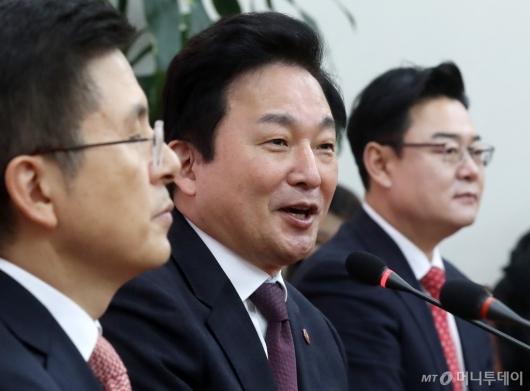 [사진]발언하는 원희룡 제주도지사