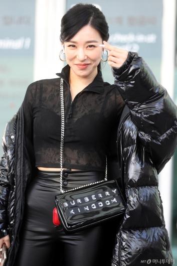 [사진]티파니 영 '치명적인 하트'