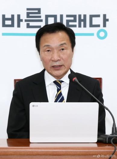 [사진]손학규, 안철수 제안 거절