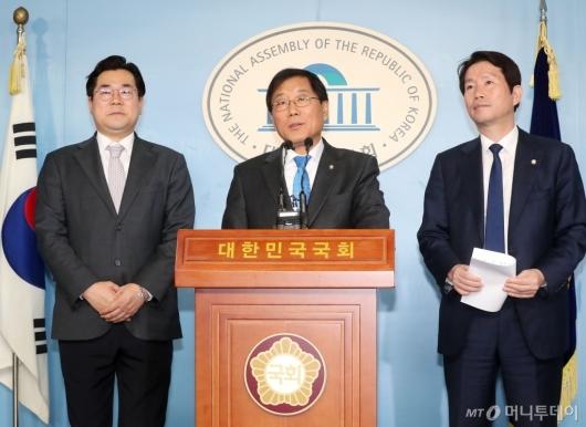 [사진]윤후덕, 민주당 신임 원내수석부대표 내정