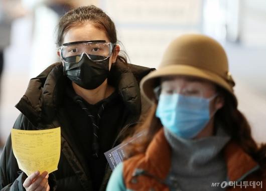 [사진]보호안경과 마스크