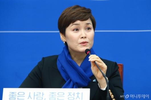 [사진]민주당 영입된 '우생순' 영웅 임오경 전 감독