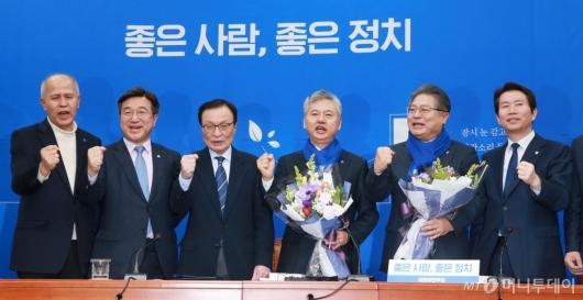 [사진]민주당 17-18호 인재영입