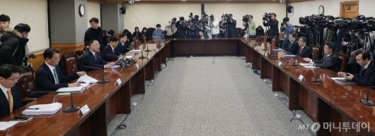[사진]'코로나19' 금융시장 대응 방향 논의