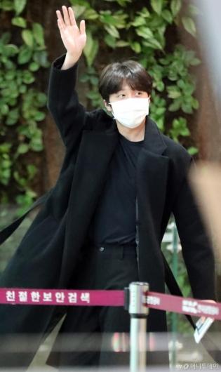 [사진]SF9 찬희 '잘다녀올게요'