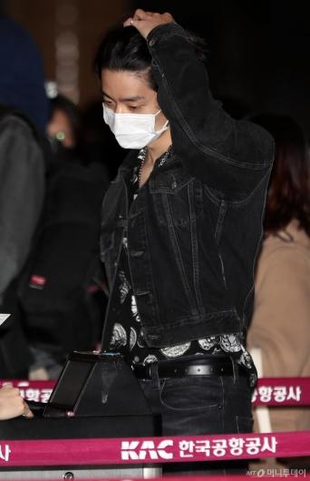 [사진]SF9 휘영 '잘생긴 얼굴'