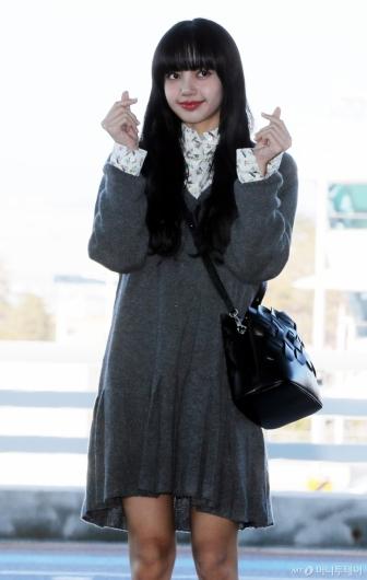 [사진]리사, 미모만큼 예쁜하트'