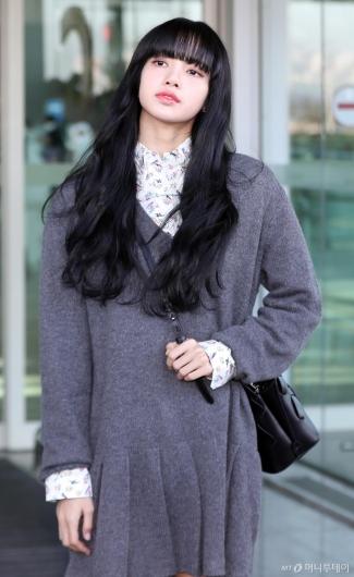 [사진]리사 '뱅헤어도 찰떡소화'