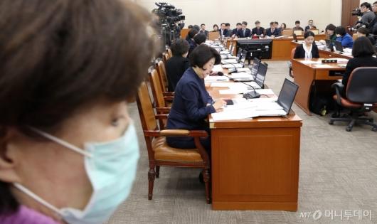 [사진]국회 보건복지위원회 전체회의