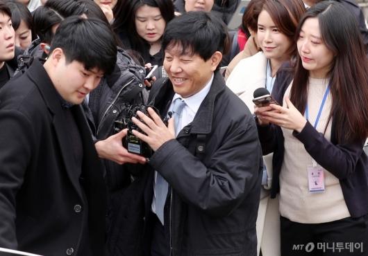[사진]'타다 무죄' 이재웅 쏘카 대표