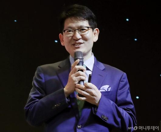 [사진]발표하는 강성부 KCGI 대표
