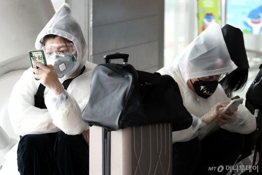[사진]'코로나19 감염 방지'
