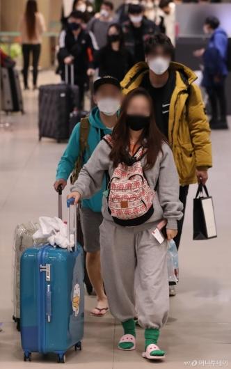 [사진]'모리셔스 못 가고…두바이서 입국 거부'