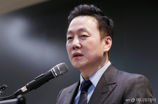[사진]정봉주 '열린민주당 창당 선언'