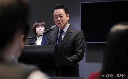 [사진]정봉주 '열린민주당 창당'