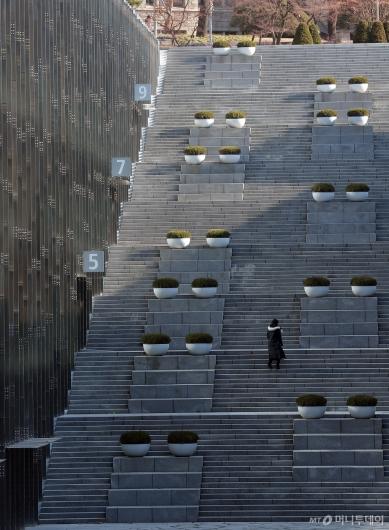 [사진]'온라인 개강' 학생들 없는 캠퍼스