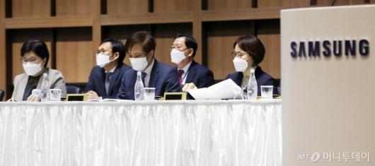 [사진]삼성전자 51차 주주총회 개최