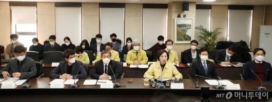 [사진]교원단체 만난 유은혜 부총리