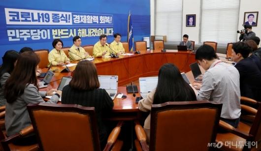 [사진]이낙연 위원장 기자회견