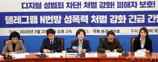 [사진]발언하는 진선미 의원