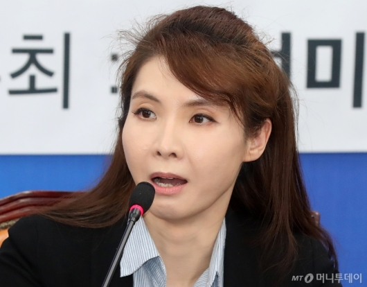 [사진]발언하는 서지현 검사