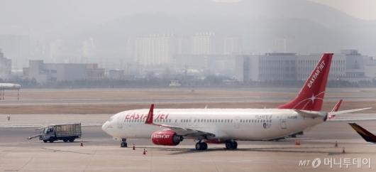 [사진]'날고 싶은 이스타항공'