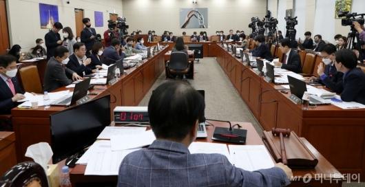 [사진]국회 과방위 전체회의