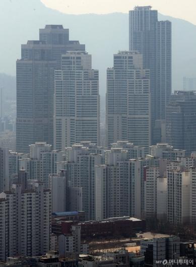 [사진]'냉각기 접어든 강남권 부동산 시장'