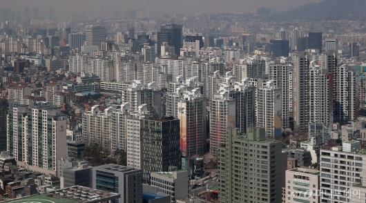 [사진]'코로나19에 흔들리는 강남권 부동산 시장'