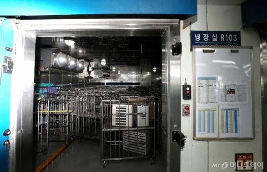 [사진]창고로 변한 내장실