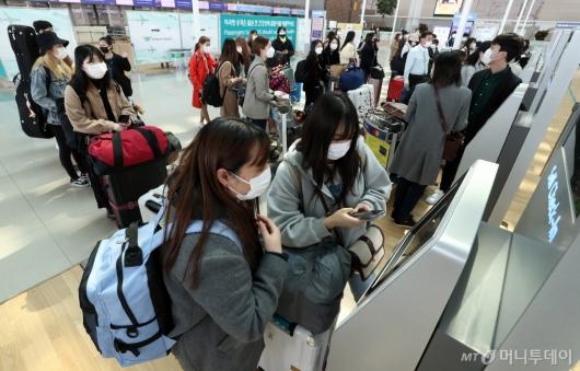 [사진]일본 정부, 한국 전역 입국 거부 대상으로 지정