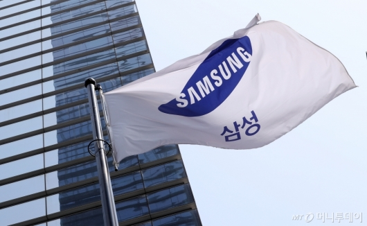[사진]삼성전자 1분기 매출 55조, 영업이익 6.4조