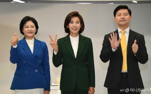 [사진]21대 총선 동작을 후보자 토론회