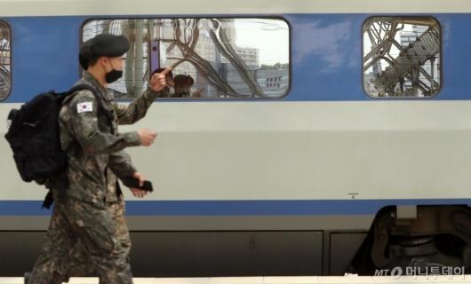 [사진]재개된 장병휴가