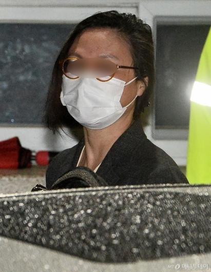 [사진]정경심 교수 석방