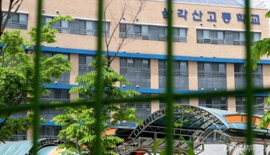 [사진]굳게 닫힌 교실 창문