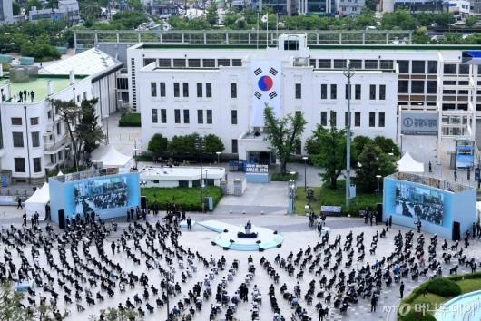 [사진]제40주년 5·18 민주화운동 기념식