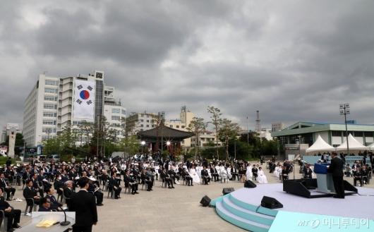 [사진]제40주년 5·18 기념식