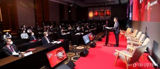 [사진]2020 키플랫폼 참석한 정병선 제1차관