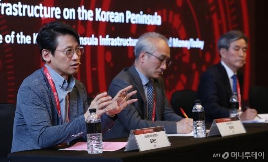 [사진]'2020 키플랫폼' 특별세션 토론하는 조대연 단장