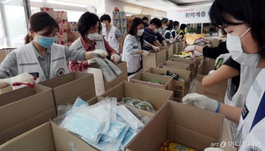 [사진]'재난 취약계층을 위해'