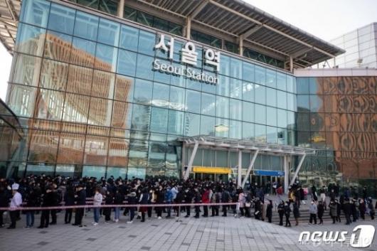 서울역 묻지마 폭행