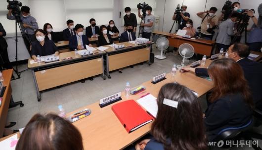 [사진]'지정취소' 대원·영훈국제중 관련 청문