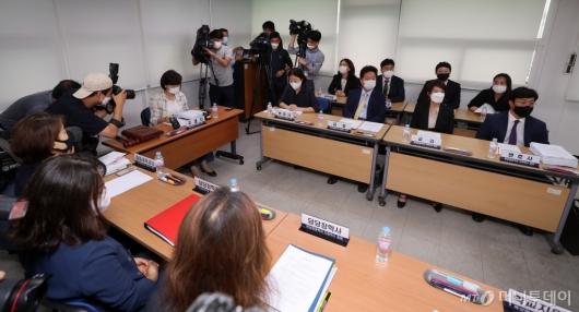 [사진]특성화중 지정취소 대원·영훈국제중 관련 청문